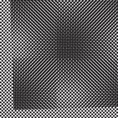 """""""Um padrão moiré é um padrão de interferência criado, por exemplo, quando duas grades apresentam movimento relativo entre si em referência a um observador, gerando um determinado padrão por meio de franjas. Com este padrão de interferência conseguimos determinar perfil, deformação de objetos e o movimento de um objeto qualquer."""""""