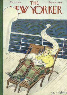 The New Yorker 1931 - Helen E Hokinson