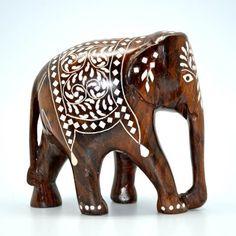 Elephant Wood Inlay