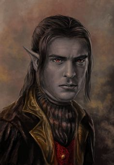Raldarus D'Veldrin - commission by x-Celebril-x on DeviantArt