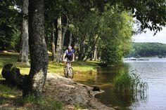 Le lac des Settons - Forêt du #Morvan