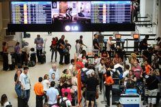 Pregopontocom Tudo: Aeroportos terão juizados para resolver conflitos entre passageiros e empresas...