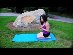 Yoga For Runners - Downward Facing Dog