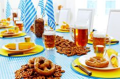 Plan Your Own Oktoberfest Celebration