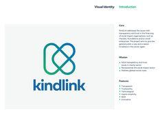 KindLink | Brand Identity on Behance