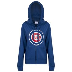 d6a0ca2cd Buy Chicago Cubs Sports Apparel & Home Accessories. Cub SportFull Zip Hoodie CubbiesChicago ...
