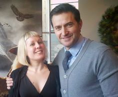 Richard Armitage talks to TheOneRing.net (Click the link above the picture to get to the interview).