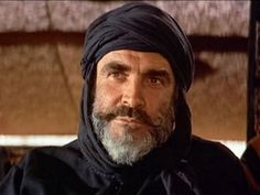Sean Connery in The Wind & The Lion