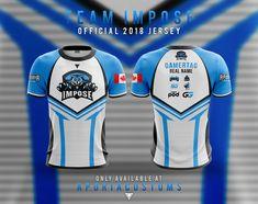 Jerseys on Behance Sport Shirt Design, Sport T Shirt, Cartoon Logo, Mens Tights, Shirt Template, Soccer Shirts, Letter Logo, Game Design, Shirt Designs