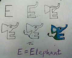 What a great, fun way to teach the alphabet!