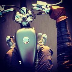Bird's Eye View ride, wheel, motorcycl obsess, bike idea, chopper, bobber, biker pic