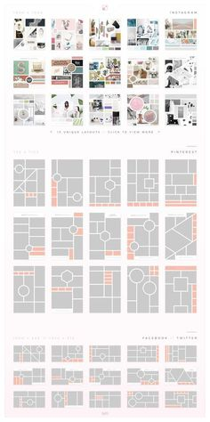 Mood Boards for Social Media – fashion editorial layout Web Design, Layout Design, Design Ideas, Portfolio Design Grafico, Fashion Design Inspiration, Fashion Ideas, Fashion Trends, Creativity Online, Design Graphique