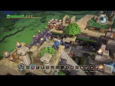 Dragon Quest Builders - Become a Legendary Builder Trailer (2016) (PS4/PSV)