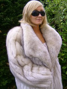 I love fur coats