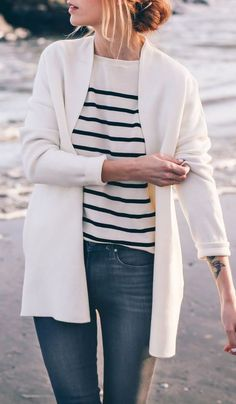 fall fashion stripes