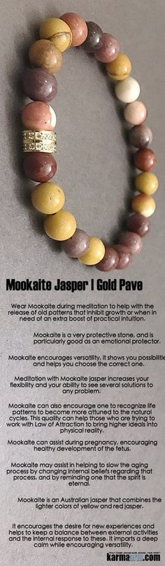 #BEADED #Yoga #BRACELETS  ♛ #Mookaite may assist in helping to slow the aging process by reminding one that the spirit is eternal.#Mens   #womens #Jewelry #Eckhart #Tolle #Crystals #Energy #gifts #Chakra #Healing #Kundalini #Law #Attraction #LOA #Love #Mala #Meditation #prayer #Reiki #mindfulness #wisdom #Fashion #Spiritual #Tony #Robbins #Gifts #friendship #Stacks #Lucky #birthday Jewelry Necklaces Bracelets Earrings Rings Jewelry Sets Hair Jewelry Watches Key Chains & Brooches Body…