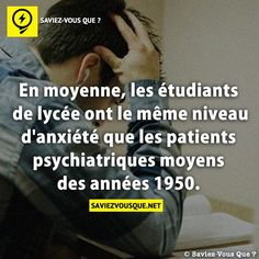 French Quotes, School Memes, True Facts, Writing Prompts, True Stories, Did You Know, Knowing You, Funny Quotes, Knowledge