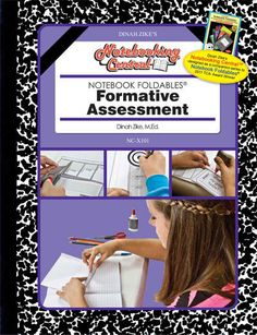 Dinah-Might Adventures Store - Dinah Zike's Notebooking Central Notebook Foldables Formative Assessment, $16.95 (http://dinah.mybigcommerce.com/dinah-zikes-notebooking-central-notebook-foldables-formative-assessment/)