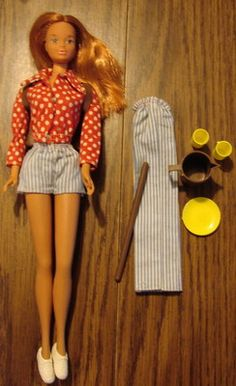 1968 7808 Yellowstone Kelly Barbie Doll w All Accessories Very RARE in Grea | eBay