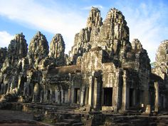 5. Bayon templom, Kambodzsa