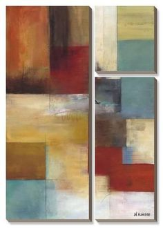 """30/""""x40/"""" THE SPACE BETWEEN by HEATHER ROSS TRANSFER CANVAS"""