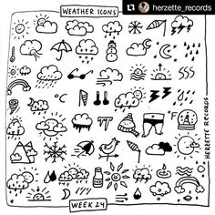 #Repost @herzette_records with @repostapp ・・・ How is the weather at your place today? --------------------------------------- #TheRevisionGuide #drawing #drawingpractice #visualvocabulary #doodle #sketch #weather #weathericons #sun #clouds #cloudy #rain #snow #cold #warm #temperature #scribing #herzetterecords #doodling #catchwords #doodlechallenge --------------------------------------- #TheRevisionGuide_52wvv #52wvv_week24 @therevisionguide