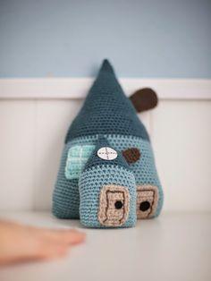 El Gallo Bermejo: Casas para soñar Tutorial ✿⊱╮Teresa Restegui http://www.pinterest.com/teretegui/✿⊱╮