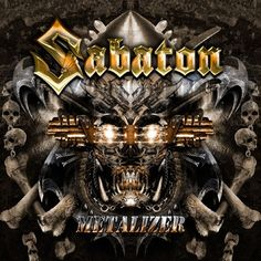 Sabaton - Metalizer music CD album at CD Universe, Sabaton are a Swedish Grammi-nominated power metal band who are battle-minded with a historical slant, They bring. Cd Album, Debut Album, Woodstock Poland, Heavy Metal, Power Metal Bands, Metal Meme, Nights Lyrics, Metalocalypse, Endless Night