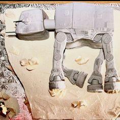 star wars wedding cake.  found on flicker.
