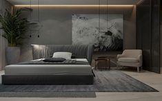 Cool 49 Stunning Modern Bedroom Interior Ideas https://decorapatio.com/2017/05/31/49-stunning-modern-bedroom-interior-ideas/