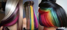 #Chicas ¡Colores Vivos en el #Cabello; #Tendencia en #Carnavales! Enlace permanente de imagen incrustada