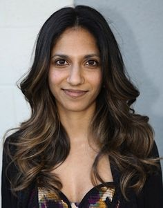 Image result for indian hair subtle highlights