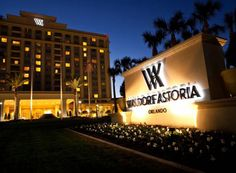 Waldorf Astoria Orlando - Luxury Hotel in Orlando.
