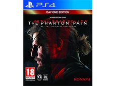Metal Gear Solid V Phantom Pain D1 Edition - PS4 Game