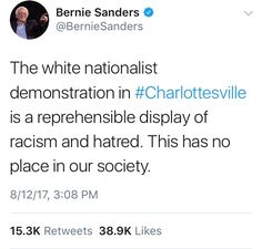 #Charlottesville #KKK #WhiteNationalism #NeoNazis #racism