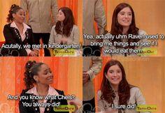 thats so raven hahaha!
