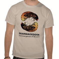 Swarmageddon - Cicadas Emergence of Brood II
