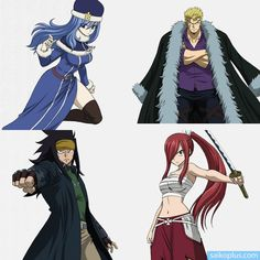 Who is your favorite Fairy Tail character and why? http://saikoplus.com