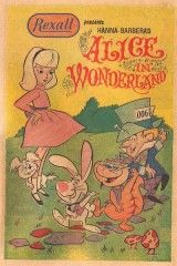 Alice in Wonderland or What's a Nice Kid Like You Doing in a Place Like This? (TV). 1966. Estados Unidos Director Alex Lovy. Música Charles Strouse. Fotografía Animation.