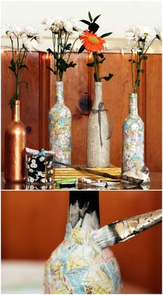 26 Epic Empty Wine Bottle Projects – Don't Throw them Out… Repurpose Instead! - DIY & Crafts