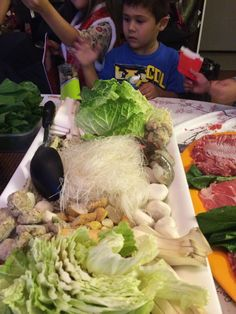 A Chinese Hot Pot Recipe that's kid-friendly - PintSize Gourmets