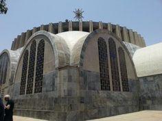 Axum, Ethiopia, Saint Mary cathedral