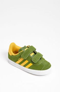 adidas 'Gazelle' Sneaker (Baby, Walker & Toddler) available at #Nordstrom