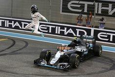 Noticias de Deportes : F1 | GP DE ABU DABILa metamorfosis de Nico Rosberg...