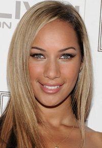 Singer Leona Lewis- Half British and half Caribbean.