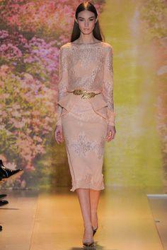 Zuhair Murad Spring/Summer 2014 | Paris Haute Couture Week