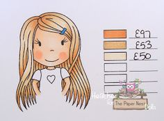 Copic Hair Color 39...