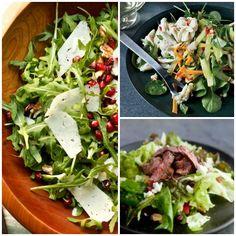 8 seriously delicious #salad recipes
