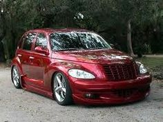 how to make a pt cruiser look cool