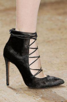 Best Fall 2013 Shoes | New York Fashion Week Runways- Cushnie et Ochs